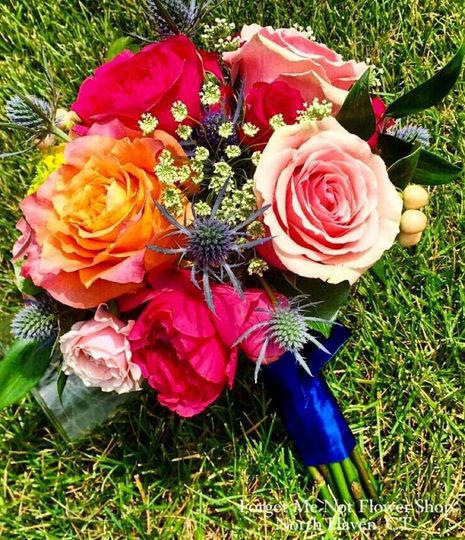 Wedding Flowers Reviews: Forget Me Not Flower Shop Reviews & Ratings, Wedding