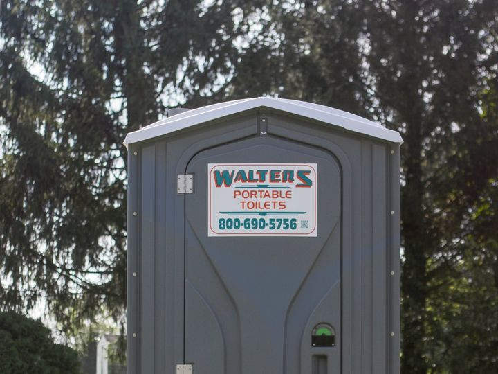 Tmx Walters Services Basic Toilet Exterior 51 986908 Grantville, Pennsylvania wedding rental