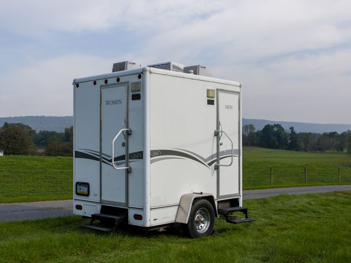 Tmx Walters Services Trailer 14 2 Exterior Angle 51 986908 Grantville, Pennsylvania wedding rental