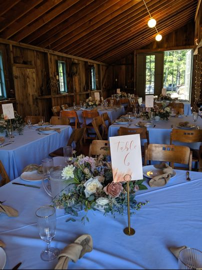 Wedding at Pearson ranch
