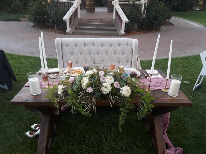 Tmx Bride And Groom Table 51 1017908 1563407494 San Jose, California wedding catering