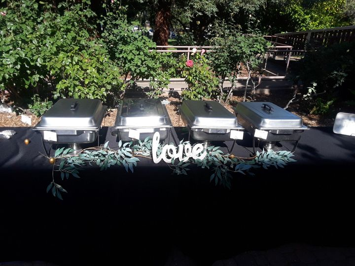 Tmx Buffet Set Up 51 1017908 1563407697 San Jose, California wedding catering