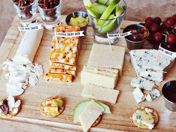Tmx Cheese Platter 2 51 1017908 V1 San Jose, California wedding catering