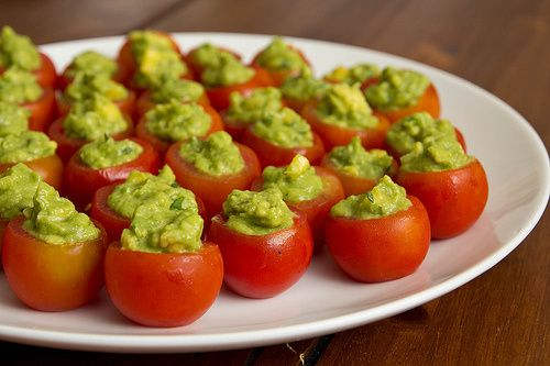 Tmx Cherry Tomatoes Stufed With Guacamole 51 1017908 San Jose, California wedding catering