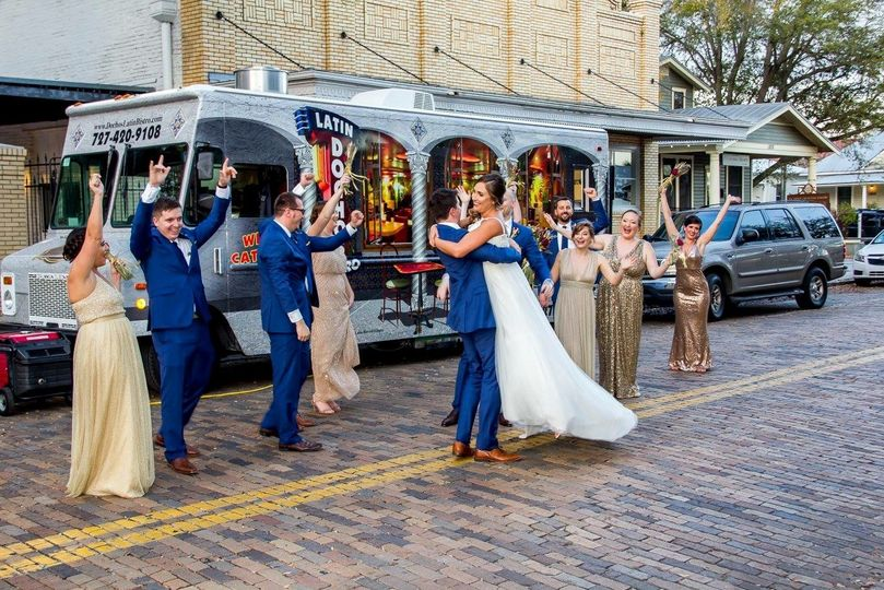 Food Truck Wedding Catering