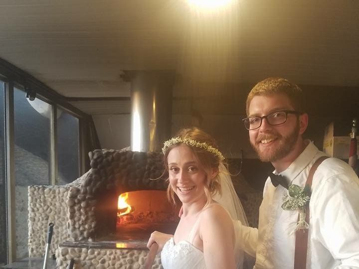 Tmx 1514660309606 Wood Fired Pizza Bride  Groom Tampa, FL wedding catering