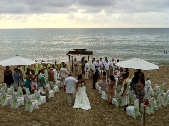 wedding at pelican poin