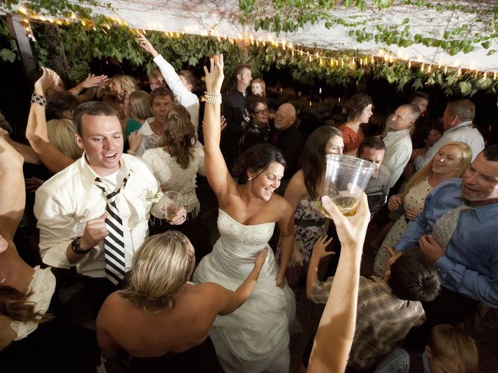 Tmx 1445029802990 Bride  Groom  Friends By Dj Evergreen Dot Com Cuttingsville, VT wedding dj