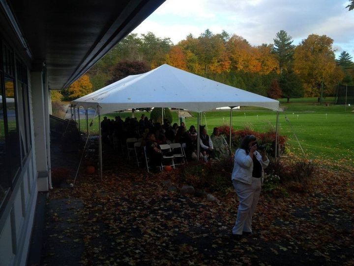 Tmx 1445185786575 Jamie  Lisas Costume Wedding Ceremony 3 Cuttingsville, VT wedding dj
