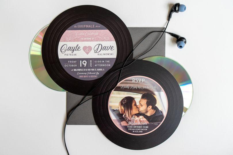 Vinyl, Circle Suite