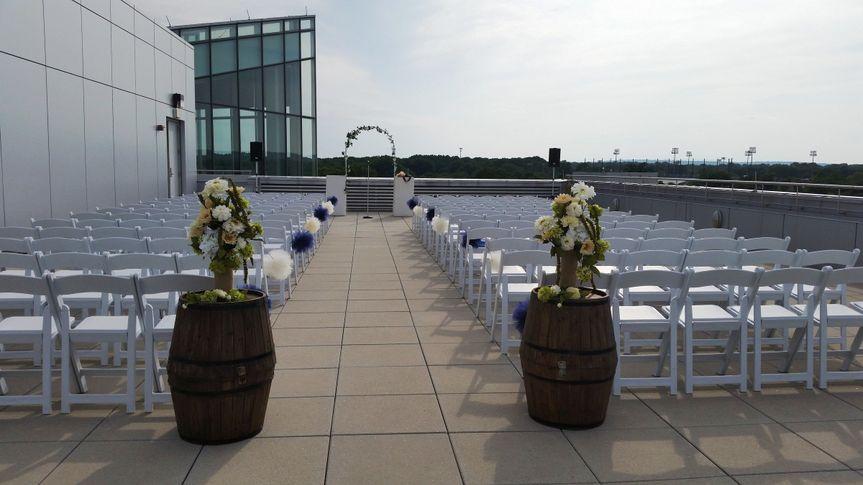 Wedding barrels