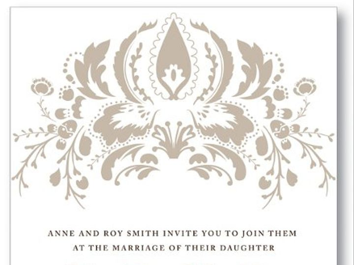 Tmx 1309439526590 Vintagefloralinvite Canton wedding invitation