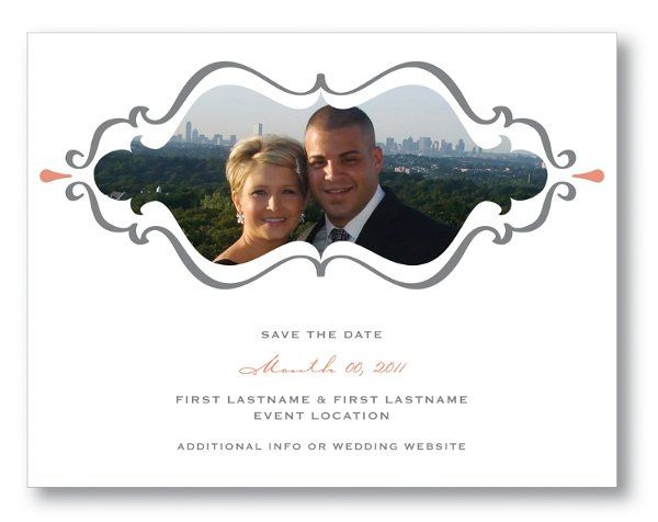 Tmx 1309439952876 Savethedateframe Canton wedding invitation