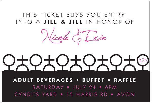 Tmx 1309440616064 JillJill Canton wedding invitation