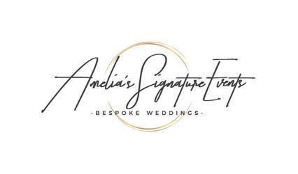 Amelia's Signature Events 1