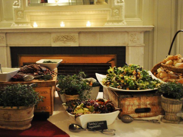 Tmx 1380729118482 Buffet3 Madison, CT wedding catering