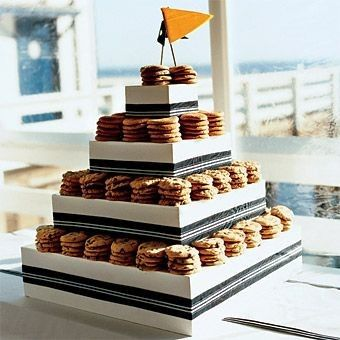 Tmx 1457370328224 Cookie Tower Madison, CT wedding catering