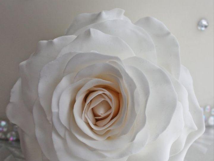 Tmx 1318610079945 Whiterose Indianapolis wedding cake