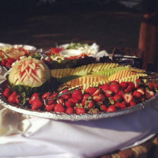 Yummy platter
