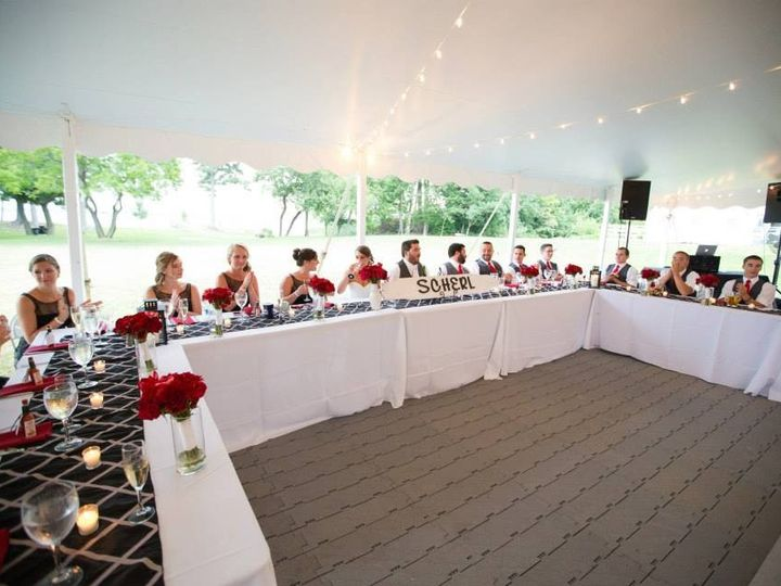 Tmx 1420318840650 Scherl Head Table Stevensville, MD wedding catering