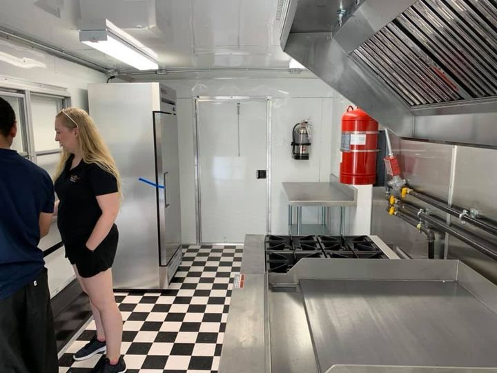 Our Mobile Kitchen