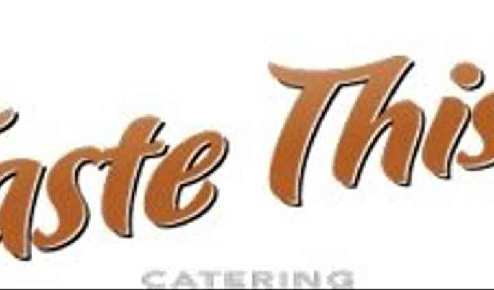 Taste This! Catering