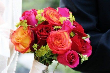 Tmx 1340904474375 Amber20bouquet Estes Park, Colorado wedding florist