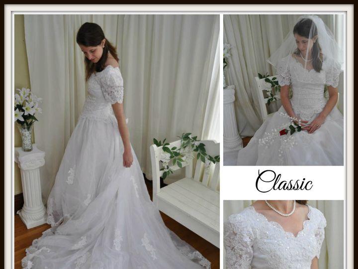 Tmx 1461801400081 Pmc Classic Boston, MA wedding dress