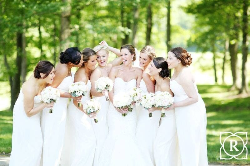 Brides' Girls - Outdoors in WFab Affairs, LLC, Fairmont WV and Front Royal, VA