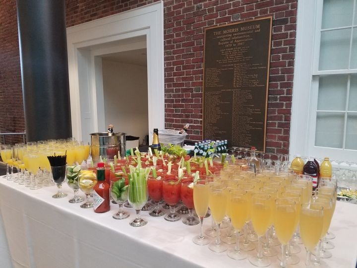 Tmx 1501937354081 Morris Bar Mimosas Bloody Marys Hillsborough, NJ wedding catering