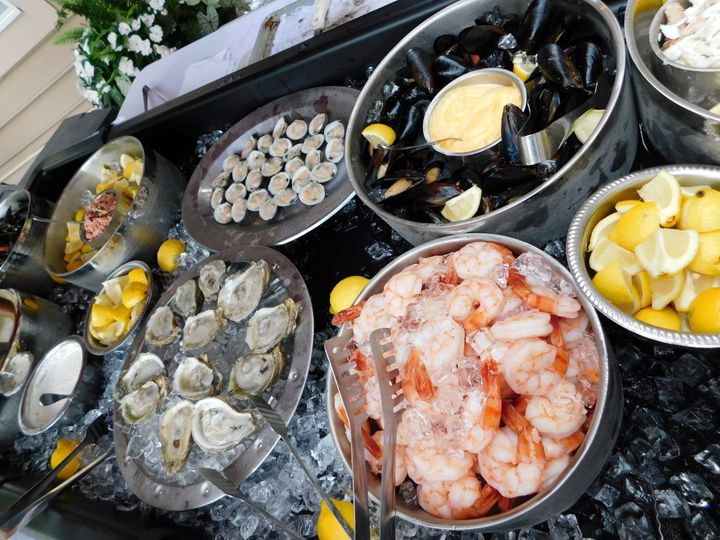 Tmx 1537312689 9331688807f81c92 1537312688 36eeecc65eb49ad6 1537312685025 10 Seafood Raw Bar   Hillsborough, NJ wedding catering