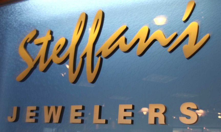 steffans jewelers sign 2