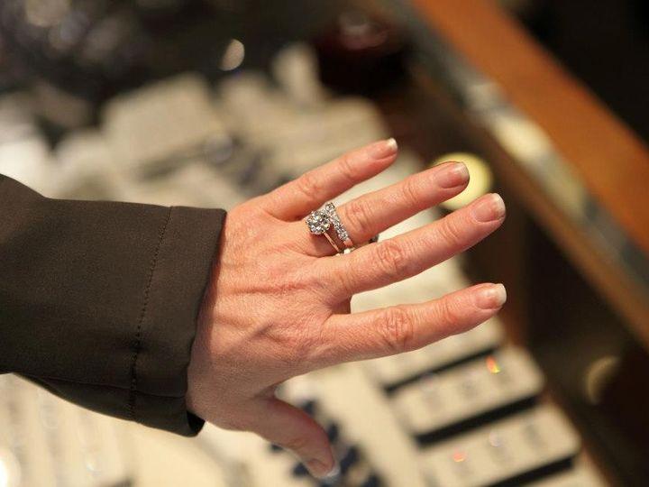 Tmx 1379972534084 Hand2 McHenry wedding jewelry