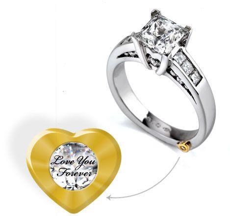 Tmx 1380038530362 Img Secretheart1 McHenry wedding jewelry