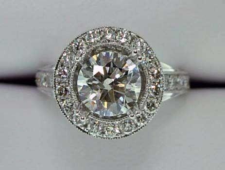 Tmx 1380038728924 Kasper Engagement Ring Congrats McHenry wedding jewelry