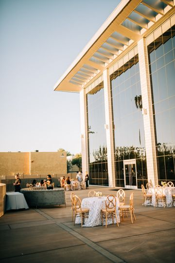 Pillars | Event by: Santa Barbara Catering Photo provided by Josh Snyder Photography