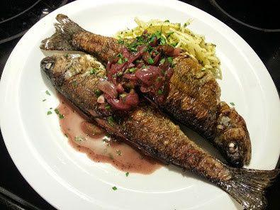 fish wine sauce