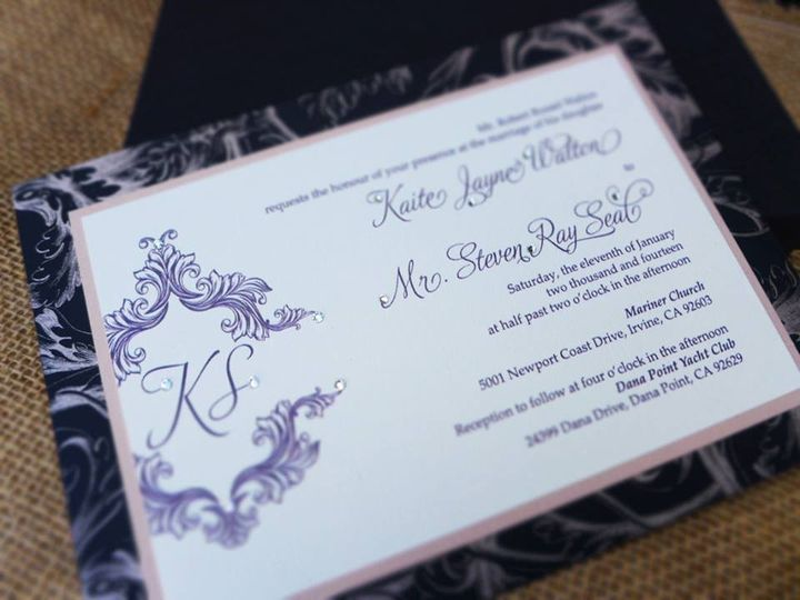 Tmx 1474185962226 1234402865681716776406451226365887590048n Fullerton wedding invitation