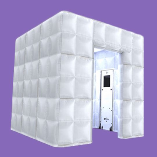 inflatable booth instagram