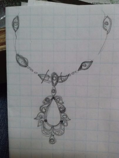 Jordan's necklace
