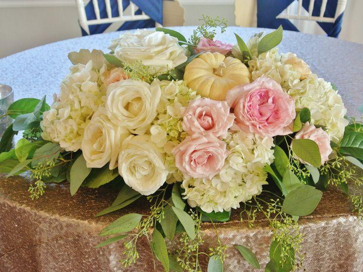 Tmx 1458154588265 Centerpiece With Pumpkin Dallas wedding florist