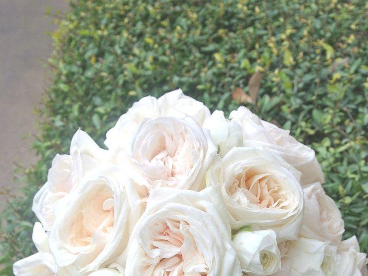 Tmx 1458155329031 Rose Bouquet Dallas wedding florist