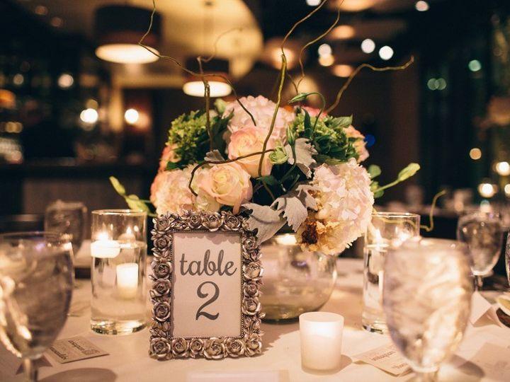 Tmx 1458155505859 17 Urban Wedding Reception With White And Green Ce Dallas wedding florist