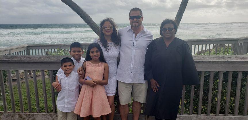 Beach Wedding Dec 2019