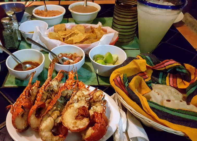 puerto nuevo lobster dinner tour