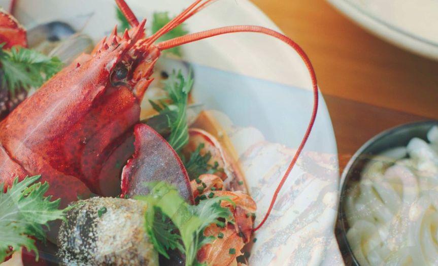 Lobster Nabe
