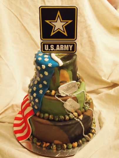 army welcome home