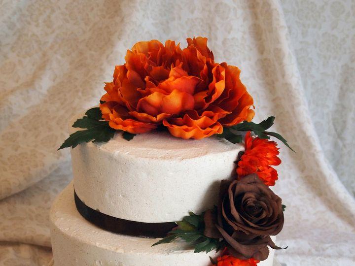 Tmx 1436989097320 Autumn Wedding White Marsh, MD wedding cake