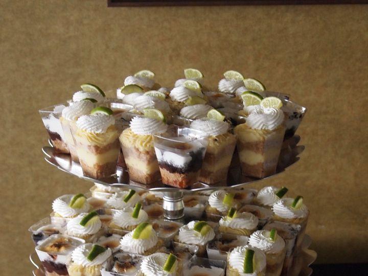 Tmx 1436989184523 Dessert Shooters White Marsh, MD wedding cake