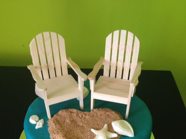 Tmx 1436989345964 Beach Cake White Marsh, MD wedding cake